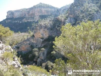 Alto Tajo - Trekking, Hundido de Armallones; singles madrid; ruta del cares